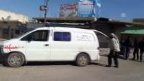CUMA NAMAZI - Esed Rejiminden İdlib'in Güneyine Topçu Saldırısı