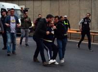 ARBEDE - Fenerbahçeli Taraftarlar Gözaltına Alındı