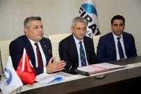SANAYİ SEKTÖRÜ - Fırat Kalkınma Ajansı İle MTSO Arasında Sözleşme İmzalandı