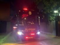 METİN OKTAY - Galatasaray Derbi İçin Yola Çıktı