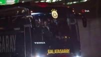 FLORYA - Galatasaray, Türk Telekom Stadyumu'na Ulaştı