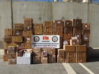 GAZIANTEP EMNIYET MÜDÜRLÜĞÜ - Gaziantep'te 526 Bin 115 Paket Gümrük Kaçağı İlaç Ele Geçirildi