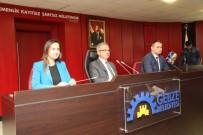 GEBZE BELEDİYESİ - Gebze'de Kasım Meclisi Toplandı