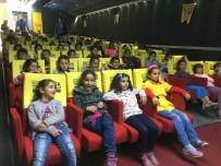 Iğdır'da Çocuklar Sinemayla Buluştu