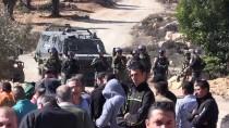 PLASTİK MERMİ - İsrail Güçlerinden Batı Şeria'daki Gösterilere Müdahale
