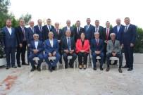 MEHMET ASLAN - İYİ Parti İlçe Başkanlarını Tanıttı