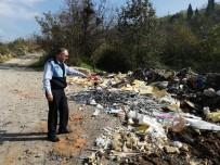 YAYA KALDIRIMI - İzmit'te Yol Ve Çevre Çalışmaları Devam Ediyor