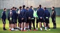 Kardemir Karabükspor'da Boluspor Maçı Hazırlıkları