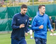 KASIMPAŞA SPOR - Kasımpaşa, Antalyaspor Maçı Hazırlıklarını Tamamladı