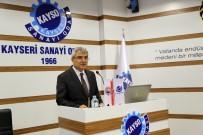 BİLEK GÜREŞİ - KAYSO Üyelerine Güvenli Ticaret Çözümleri Anlatıldı