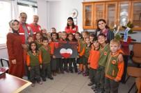 Kızılay Haftasında Öğrenciler Dursunbey Kızılay'ını Ziyaret Etti