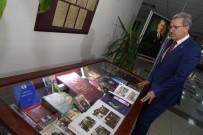 NECDET BUDAK - Kütüphane Öğrencilerin Evi Haline Dönüştü