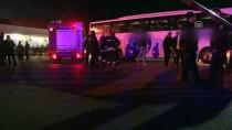 ŞEHİRLERARASI OTOBÜS - Kuzenini Askere Uğurladığı Otobüsün Altında Kaldı