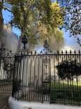 LONDRA - Londra'da Suudi Arabistan Büyükelçiliği Yanındaki Binada Yangın