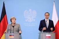 DOĞALGAZ BORU HATTI - Merkel Açıklaması 'İngiltere Brexit Sonrası Da Avrupa'nın Bir Parçası Olarak Kalacak'