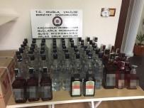 Milas'ta Sahte İçki Operasyonu; 11 Gözaltı