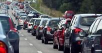Muğla'da Araç Sayısı 1 Yolda Yüzde 4 Arttı