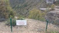 Ölüm Tehlikesinin Bulunduğu Taş Teras Kapatıldı
