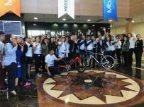 BİLİM AKADEMİSİ - Organ Bağışına Dikkat Çekmek İçin Ankara'dan İstanbul'a Pedallar Dönecek