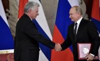 VLADIMIR PUTIN - Rusya Ve Küba Liderleri Görüştü