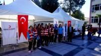 EMNİYET TEŞKİLATI - Sarıgöl'de İki Günde 200 Ünite Kan Bağışlandı