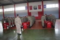 Sason'da Eğitimini Bitiren 92 Güvenlik Korucusu İçin Yemin Töreni Düzenlendi