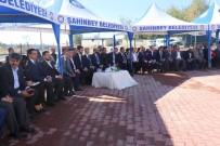 ŞAHINBEY BELEDIYESI - Sergen Cami Ve Sosyal Tesisi'nin Açılışı Yapıldı