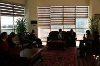 TANAP Genel Müdürü Düzyol'dan AÜ'ne Ziyaret