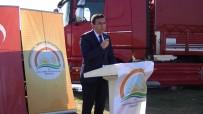 SERKAN KEÇELI - Tarım Ve Orman Bakanlığı 'Genç Çiftçi Projesi' İle Damızlık Düve Dağıttı