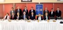 KAZANLı - Toros Rotary Projelerini Sürdürüyor