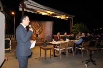 Trabzon'da Mobilyacı İş Adamları Yemekte Buluştu
