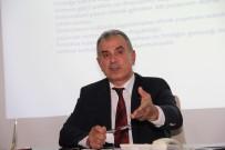 FELSEFE - TTB Başkanı Ergan KTÜ'de Fındığı Anlattı