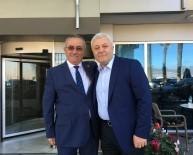 SEÇİM SÜRECİ - Tuncay Özkan'ın İlçe Başkanlarıyla Seçim Maratonu Başladı