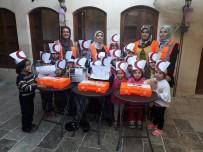 Türk Ve Suriyeli Çocuklar Kızılay'ın Etkinliğine Katıldı