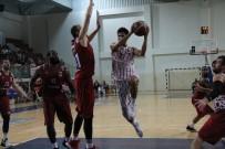 ÜMIT SONKOL - Türkiye Basketbol Ligi Açıklaması Yalova Belediyespor Açıklaması 118 - Karesispor Açıklaması 122