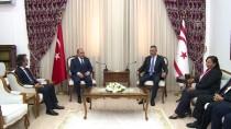 MUSTAFA AKINCI - Türkiye'nin Lefkoşa Büyükelçisi Başçeri'den Nezaket Ziyaretleri