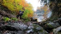 TAŞPıNAR - Uludağ'ın Görülmemiş Güzelliklerini Dağcılar Ortaya Çıkardı
