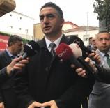 SUAT DERVIŞOĞLU - Ümraniye Kaymakamı Suat Dervişoğlu,Göçük Alanında İnceleme Yaptı