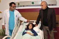 FETHİ SEKİN - 10 Yaşındaki 'Buse' 6'Incı Hastanede Sağlığına Kavuştu
