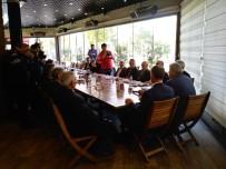BELDE BELEDİYESİ - Aday Adayı Ekinci Basın Mensuplarına Hedef Ve Misyonunu Anlattı