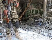 KABIL - Afganistan'da düğün salonu yakınında intihar saldırısı: Onlarca ölü var