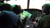PARA CEZASI - Arıza Yapan Otomobilleri İçin Helikopterden Yardım İstediler