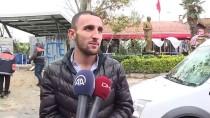 HALKALı - Bakırköy'de Yolda Çökme
