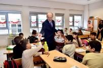 DIŞ MACUNU - Başkan Hasan Suver, Çocuklara Diş Sağlığının Önemini Anlattı