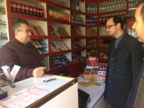 KELAM - Belediye Başkan Aday Adayı Atalay'a Vatandaşlardan Yoğun İlgi