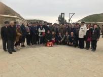 GAZİLER DERNEĞİ - Bodrumlu Gaziler Çanakkale'de