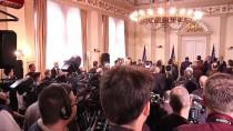 DEVİR TESLİM - Bosna Hersek Devlet Başkanlığı Konseyinde Devir Teslim