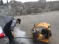 ÇAM KESE - Bursa'da Haşereyle Kış Mücadelesi