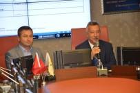 KAPAKLı - Çerkezköy TSO Kasım Ayı Meclis Toplantısı