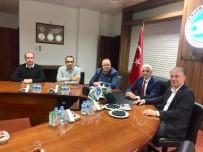 MILLETVEKILI - CHP Milletvekili Özkan'dan Marmarabirlik Ziyareti